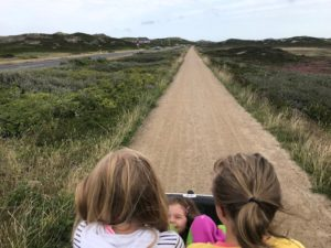 Radwege auf Sylt